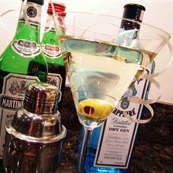 World's Greatest Martini recipe