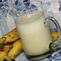 Milk Banana Smoothie recipe