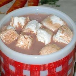 Chocolate Lover's Hot Chocolate recipe