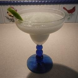 The Perfect Blended Margarita recipe