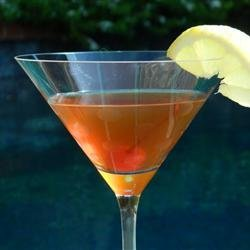 Manhattan Honeymoon recipe