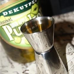 Apple Jack Shot recipe