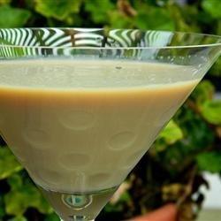 Snickers(R) Martini recipe