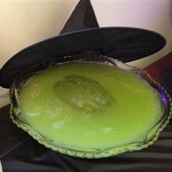 Melted Wicked Witch Punch recipe