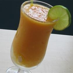 Pawpaw (Papaya) And Mango Punch recipe