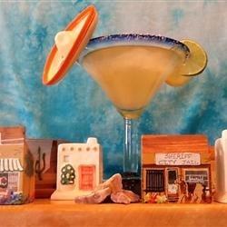 A Big, Honkin' Margarita recipe