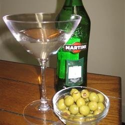 Perfect Gin Martini recipe