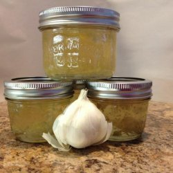 Roasted Garlic and White Wine Jelly recipe