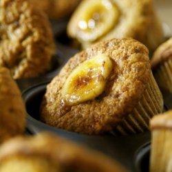 Banana and Chocolate Chip Muffins recipe