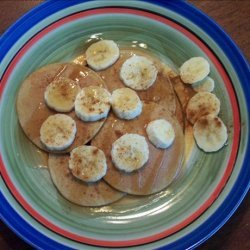 Milk Free Oatmeal Pancakes (Whole Foods) recipe