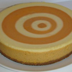 White Chocolate Pumpkin Cheesecake recipe