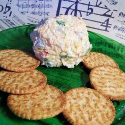 Maureen's Festive Cheese Ball recipe