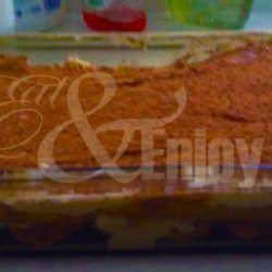 Tiramisu (No Raw Eggs Here!) recipe
