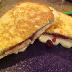 Turkey Monte Cristo Sandwich recipe