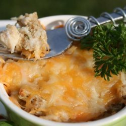 Crab Casserole (Chinese Buffet) recipe