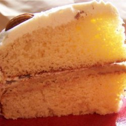 Caramel Cake With Caramel Cream Cheese Frosting recipe