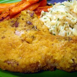 Lemon Herb Pork Chops recipe