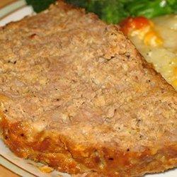 Turkey and Italian Sausage Meatloaf recipe