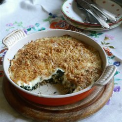 Spinach and Rice Casserole recipe