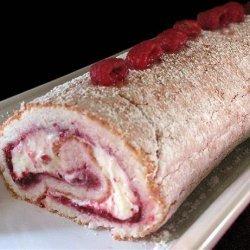 Raspberry Lemon Roll recipe