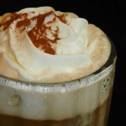 Creamy Hot Cocoa Coffee recipe