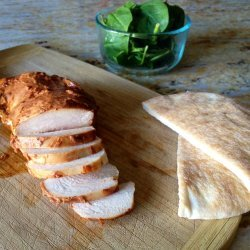 Yogurt Baked Chicken recipe