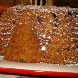 Double Apple Bundt Cake recipe