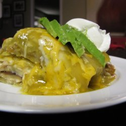 Chicken Chili Lasagna recipe