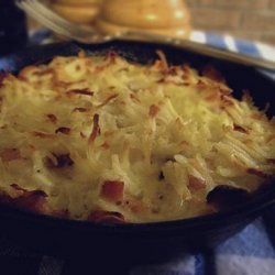 Ham and Eggs Bake-Betty Crocker recipe
