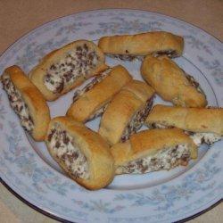 Cream Cheese & Sausage Croissants recipe