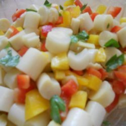 Costa-Rican Hearts of Palm Salad recipe