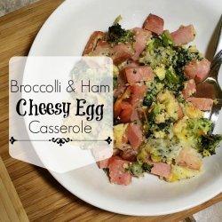 Ham and Broccoli Casserole recipe