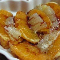 Oranges in Red Wine - Naranjas Al Vino Tinto recipe