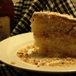 Maple Syrup Cake With Maple Frosting recipe