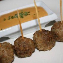 Danish (Fars) Meatballs recipe