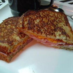 Ham and Cheese French Toast recipe