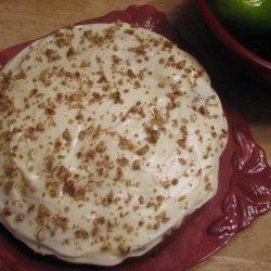 Gluten Free Apple Pecan Cake recipe