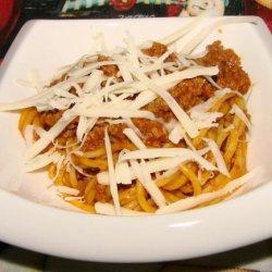 Mexican Skillet Spaghetti recipe