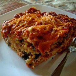 Black Bean Enchiladas (Gluten Free and Vegan) recipe
