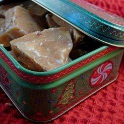 Marshmallow Pecan Brittle recipe