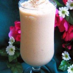 Frozen Mocha Almond Shake recipe