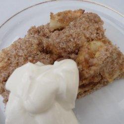 Mom's Apple Cake recipe