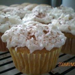 Chai Latte Cupcakes (From Betty Crocker) recipe