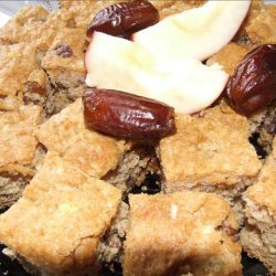 Date and Apple Squares recipe