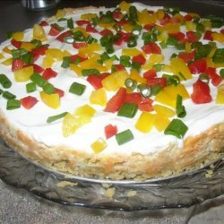 Southwestern Cheesecake recipe
