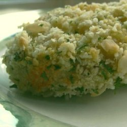 Macadamia Crusted Mahi Mahi recipe