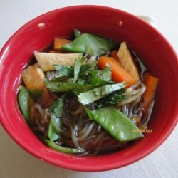 Chicken With Noodles and Vegetables (Ww) recipe