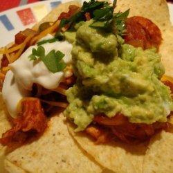 Kick Ass Nachos Using Leftover Chilli Con Carne or Chicken recipe