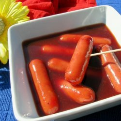 Cocktail Wieners recipe