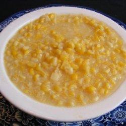Yummy Creamed Corn recipe
